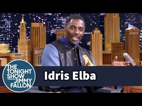 """Idris Elba Shows Off His """"Quiet Storm"""" Radio DJ Voice"""