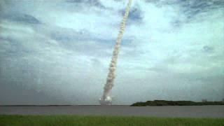 Space Shuttle Atlantis Launch - STS-135 - July 8, 2011 - Final Shuttle Launch - NASA Causeway