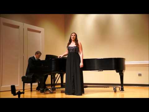 """Goodnight Moon"" by Eric Whitacre - Taylor Rogers"