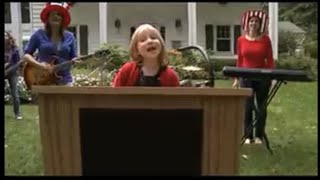 """""""If I Became The President"""" original Swingset Mamas song about voting, democracy & U.S. Elections"""