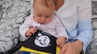 ازاي تلعبي مع طفلك في عمر  0-3 شهور