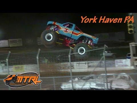 Monster Trucks York Haven Pa 2019 Youtube