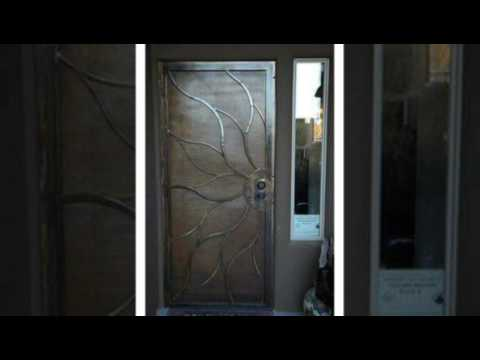 Dise os puertas de hierro 47 3286749 asemos cualquier modelo youtube - Modelos de puertas de hierro ...