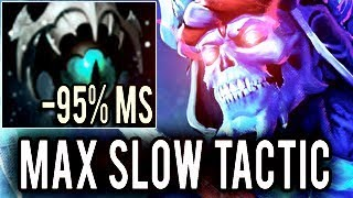 WTF IS THIS SLOW! -95% Ms Cancer Build By AdmiralBulldog Skadi Lich 7k MMR Dota 2