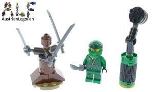 Lego Ninjago Legacy 30534 Ninja Workout Speed Build