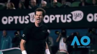 To the first victory of Murray Australian Open 2017 CM