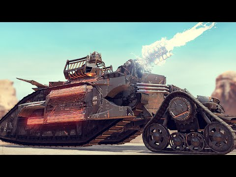 Crossout - This