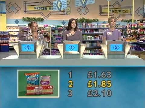 Supermarket Sweep - Dave Allen