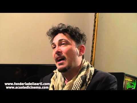 Fonderia delle Arti - Le interviste - Antonio Palumbo