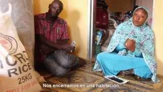 Lago Chad: más de un millón de personas debieron huir de sus hogares ante la crisis