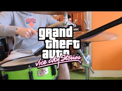 GTA Vice City Stories Theme Cover