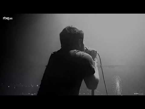 NIN at Mad Cool festival Madrid 2018/07/15