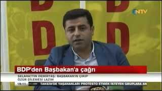 Taksim Gezi Parkı Olayları   Selahattin Demirtaş