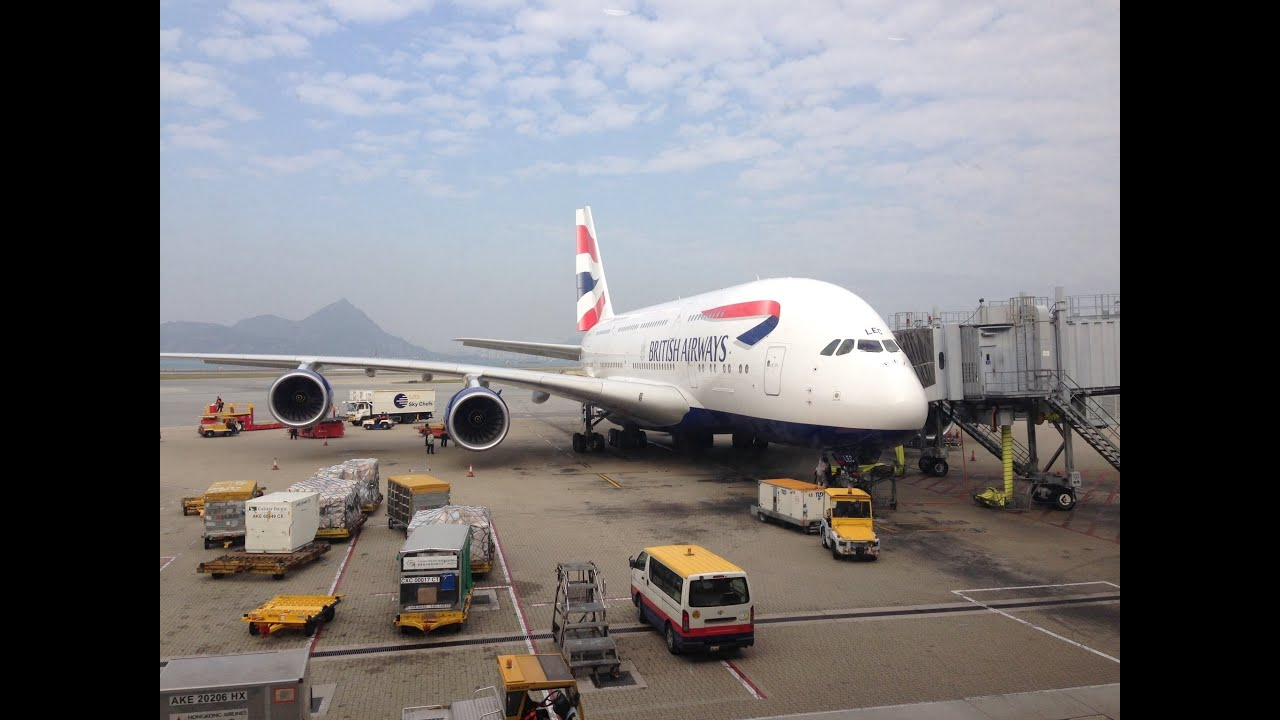 British Airways South Africa : Bookings, Reviews & Vouchers