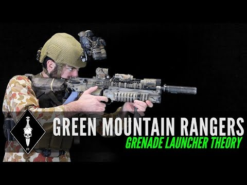 Green Mountain Rangers : Airsoft Grenade Launcher Theory