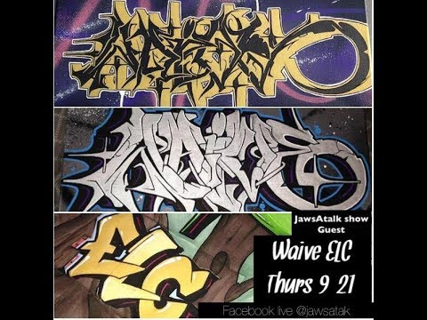 Waive ELC interview JawsAtalk show ep.8