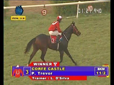 Corfe Castle with P Trevor astride wins The Poonawalla Breeders' Multi Million 2018