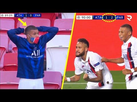 10 Kali Neymar Jr Menyelamatkan PSG Sendiri