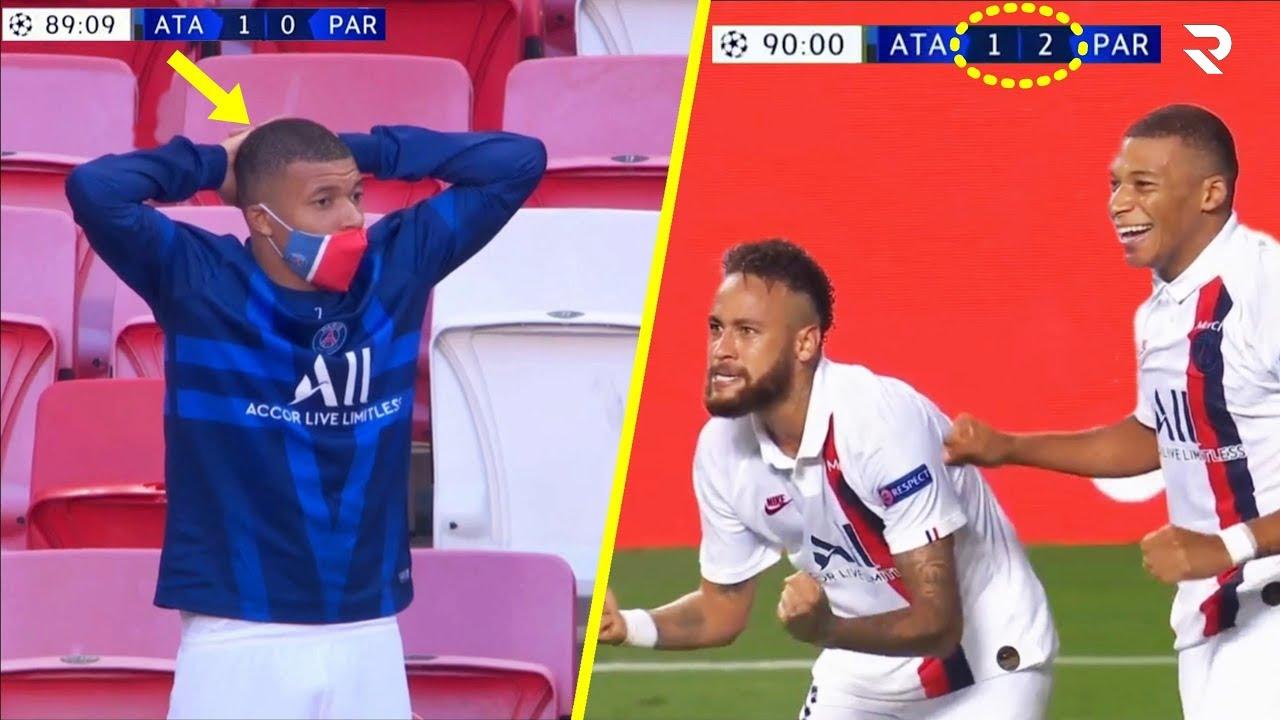 Download 10 Times Neymar Jr Saved PSG Alone
