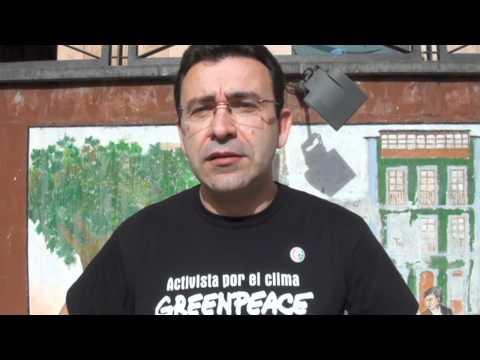 CRÓNICA Candás GREENPEACE Derechos para las personas, reglas para los negocios