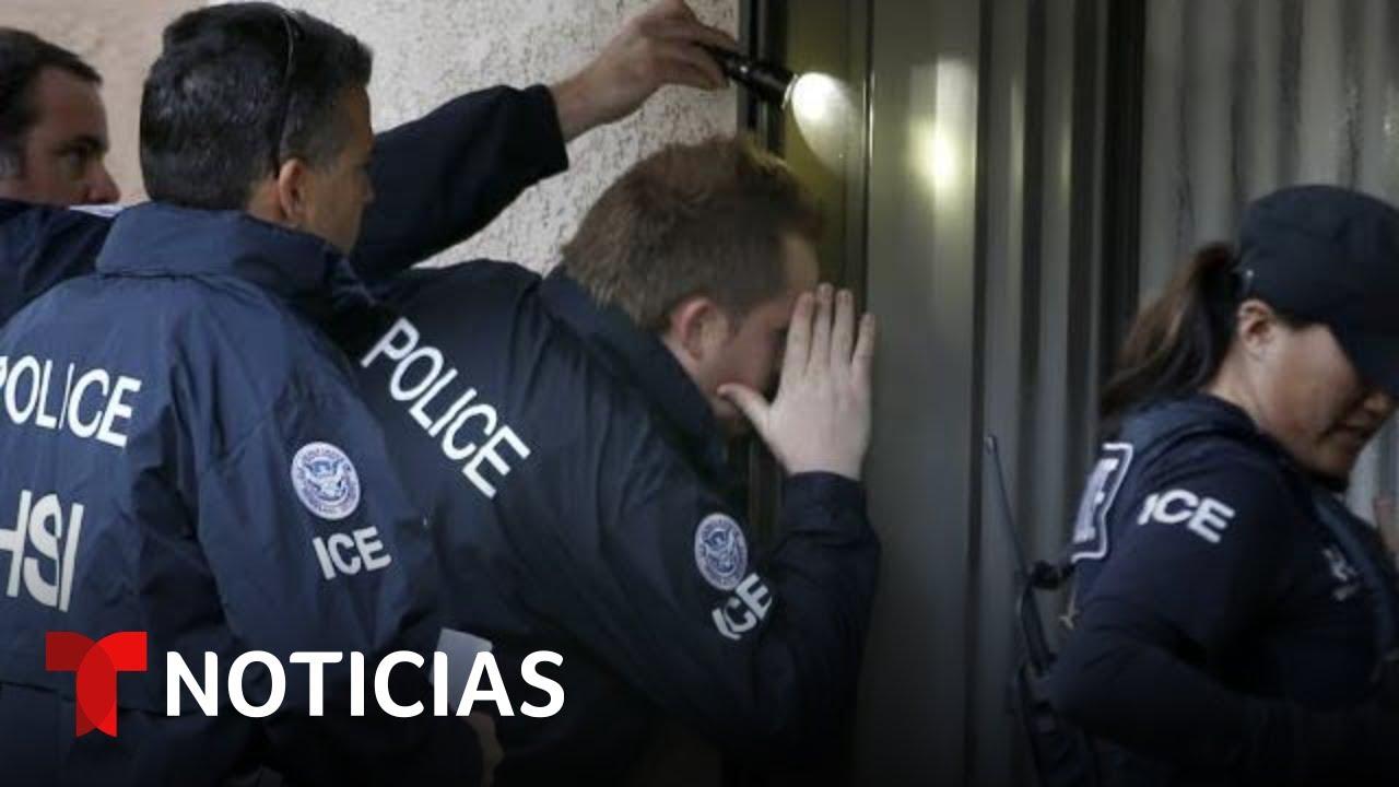 Download Caen los arrestos de inmigrantes por agentes de ICE en 2021   Noticias Telemundo