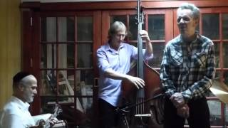 Andy Statman Trio ft Thirsty Dave Hansen - Love Me 12-3-15 Charles Street Synagogue, NYC