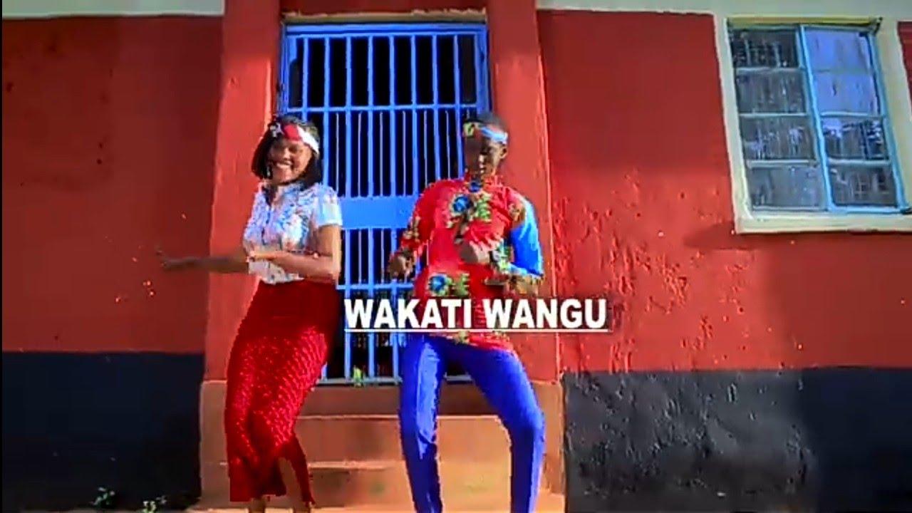 Download WAKATI WANGU (Official 4K HD Video)_-Fred Okari The Gospel Minister X RUTH NYABOKE(New Swahili Song)