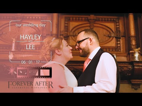 Hayley & Lee Harrison - Our Wedding Highlights 06.01.17