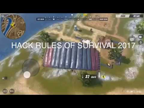 rules of survival hack ios