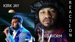"""Big Worm React To Kirk Jay Original Song """" Defenseless"""" The Voice 2018 Finals"""