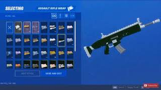 I sell my Fortnite account for 25 Euro Paysafecard please look into the video description