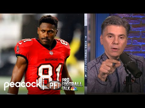 Bucs still have offensive weapons with Antonio Brown on COVID list   Pro Football Talk   NBC Sports