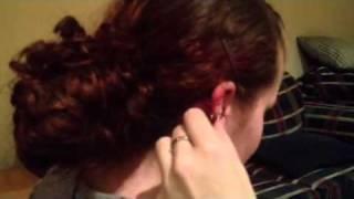 Piercing my semi cartlidge:) Thumbnail