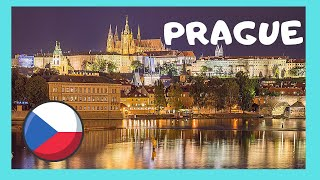 A walking tour of Prague (Czech Republic)