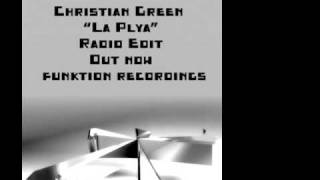 "Christian Green ""La Playa"" Radio Edit"