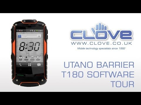 Utano Barrier T180 Detailed Software Tour