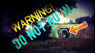 PUBG Mobile - Funny Ending inside tunnel - WTF - Lost :(
