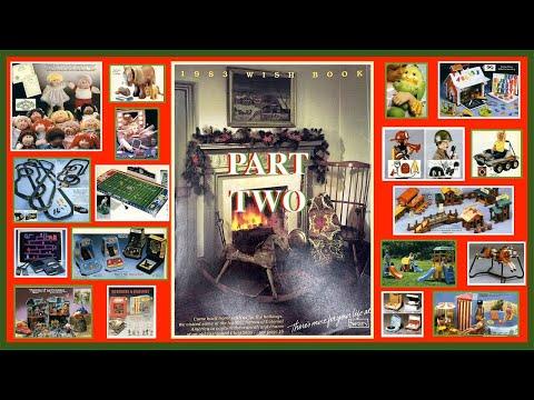 Sears 1983 Christmas Wish Book Part 2