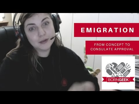 Emigration: from concept to consulate approval