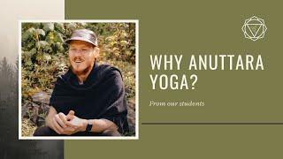 Why Anuttara Yoga?