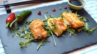 Cod Fish Pancake