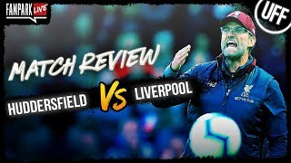 Huddersfield Town 0-1 Liverpool - Goal Review - FanPark Live