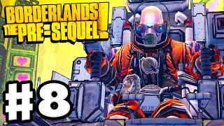 Borderlands: The Pre-Sequel - Gameplay Walkthrough Part 8 - Bosun and the AI Core (PC)