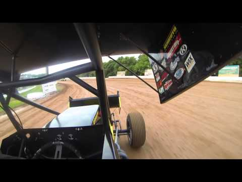 Take a hot lap with Cody Darrah at Williams Grove Speedway
