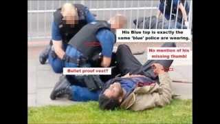 NEW Woolwich Attacker Adebowale Wears BULLET PROOF Vest WHY