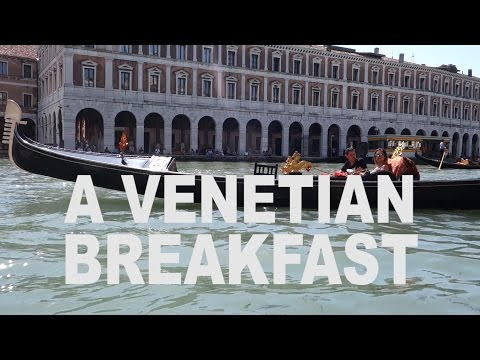 The Venetian Breakfast (what to eat in Venice)