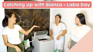 Tea Time with Bianca + Reacting to our OLD PHOTOS [Reaction Video]
