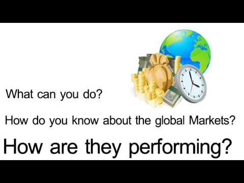 Future of the Global Banking Industry & Overview of the Financial Markets
