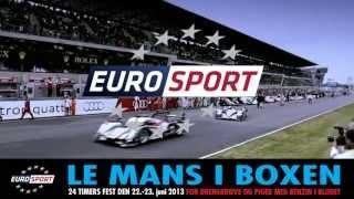 Le Mans Event promo