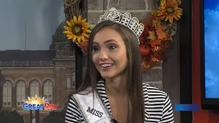 10-28-2015: Miss Iowa USA and Miss Iowa Teen USA 2016